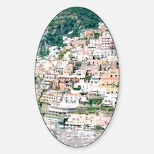 Italy Sticker (Oval)