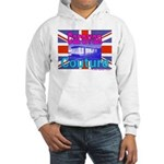 Caravan Couture Hooded Sweatshirt