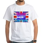 Caravan Couture White T-Shirt