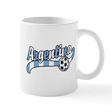 Argentina Soccer Mug