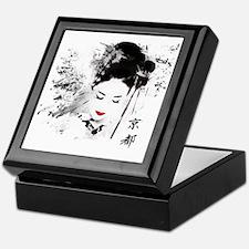 Kyoto Geisha Keepsake Box
