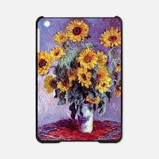 Bouquet of Sunflowers by Claude Mon iPad Mini Case