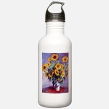 Bouquet of Sunflowers Water Bottle