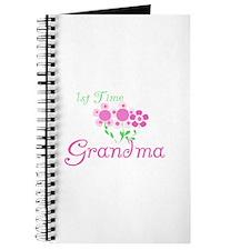 1st Time Grandma Journal