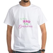 1st Time Grandma Shirt