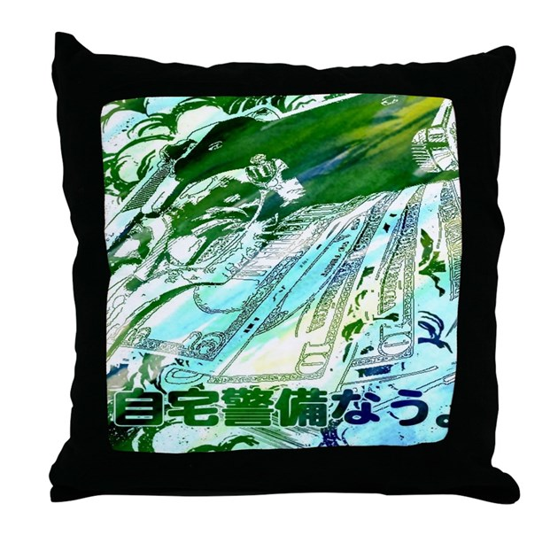 modern art Throw Pillow by listing-store-62325139