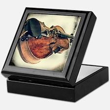 modern art Keepsake Box