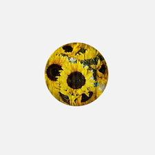 rustic Mini Button