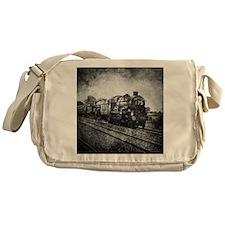 rustic Messenger Bag