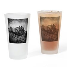 rustic Drinking Glass