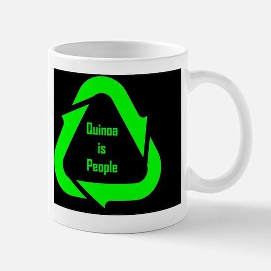 Quinoa is People Mug