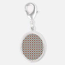 Cute Trendy Pattern Background Charms