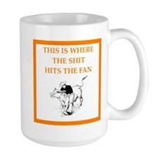 rodeo joke Mugs