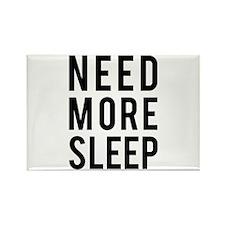 need more sleep Magnets