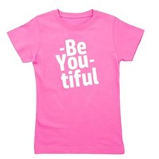 Be You tiful Girl's Tee