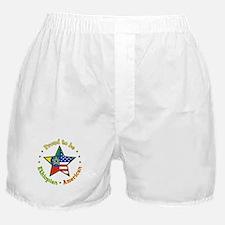 Boxer Shorts/Ethiopian American
