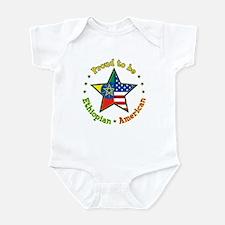 Infant Bodysuit/Ethiopian American