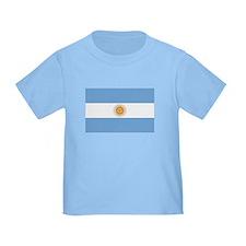 Flag of Argentina T