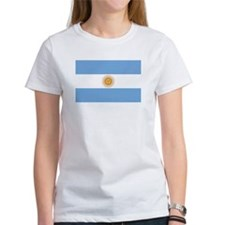 Flag of Argentina Tee