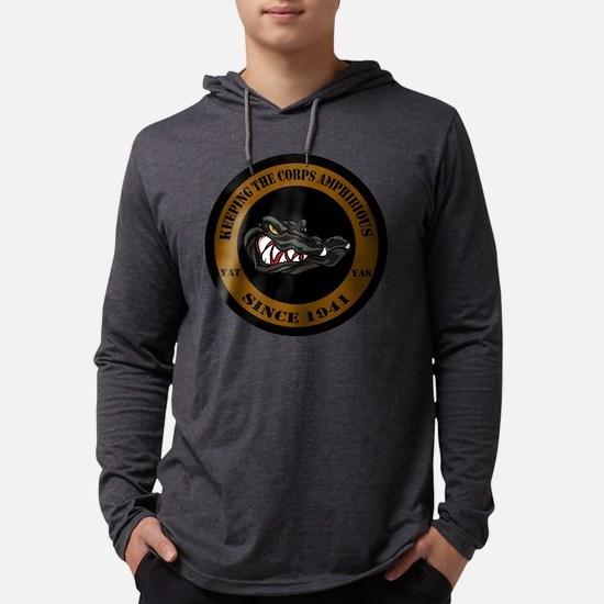 1941 Black Edition Camo Gator Long Sleeve T-Shirt