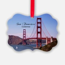 San Francisco Ornament