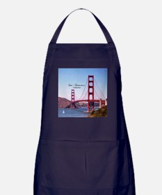San Francisco Apron (dark)
