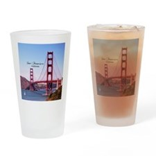 San Francisco Drinking Glass