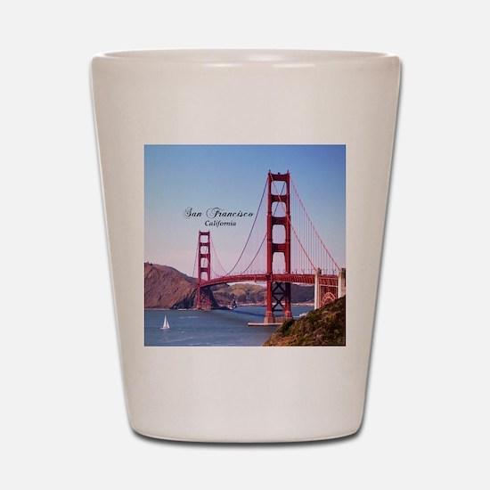 San Francisco Shot Glass