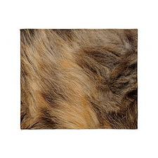 Fur Throw Blanket