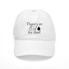 Oil for that bk Baseball Cap