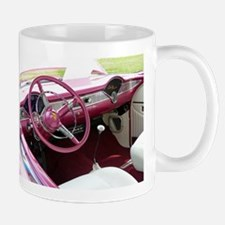 Purple Chevy Bel Air Mugs