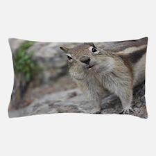 Chipmunk Pillow Case