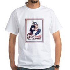 Twisted Uncle Sam Poster Shirt