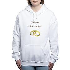 FUTURE MRS. MOYER Women's Hooded Sweatshirt