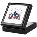 USA Fireworks Keepsake Box