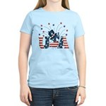 USA Fireworks Women's Light T-Shirt