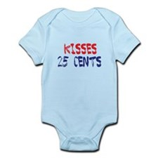 25 cent kisses Body Suit