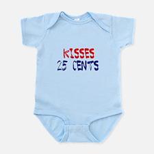 25 cent kisses Body Suit