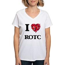 I Love Rotc T-Shirt