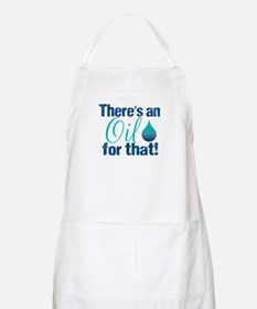 Oil for that blteal Apron