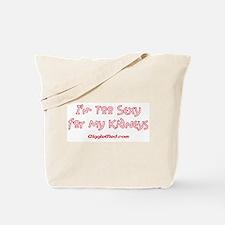 Too Funny Kidneys Tote Bag