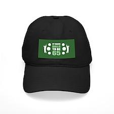 Funny Golf 65th Birthday Baseball Hat