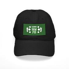 Funny Golf 70th Birthday Baseball Hat