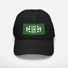 Funny Golf 85th Birthday Baseball Hat