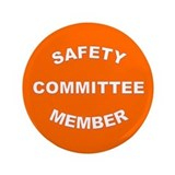 Safety committee Buttons