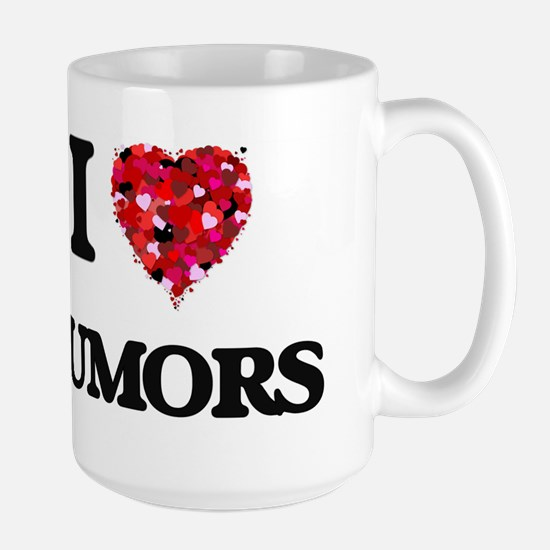 I Love Rumors Mugs
