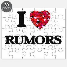 I Love Rumors Puzzle