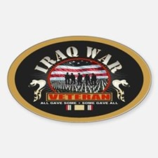 Iraq War Veteran Decal