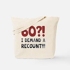 60th Birthday Gag Gift Tote Bag