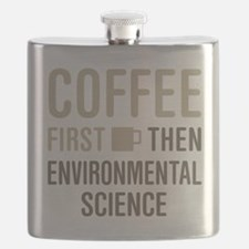 Coffee Then Environmental Science Flask